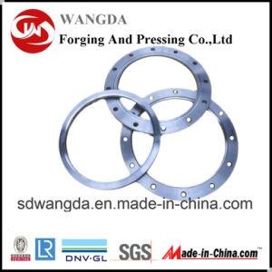 Carbon Steel Forging Flange Threaded Connection with High Quality pictures & photos
