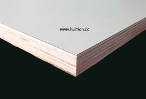 Fire-Proof Grade Furniture Used HPL Fancy Plywood for Building Materials with Ce Certificte