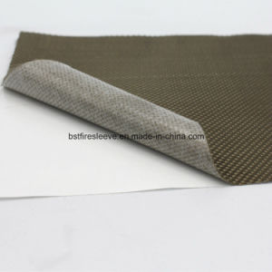Adhesive Backed Heat Barrier Vocanic Rock Fiber Lava Shield pictures & photos