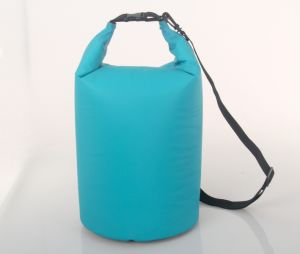 Foldable PVC Waterproof Dry Cooler Bag with Belt (MC4050) pictures & photos