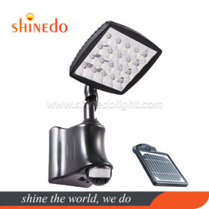 Solar Led Lamp Outdoor Motion Sensor