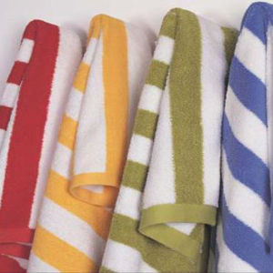 Wholesale Fitness Sport Towel Dyed Color in Cheap Price (DPF10103) pictures & photos