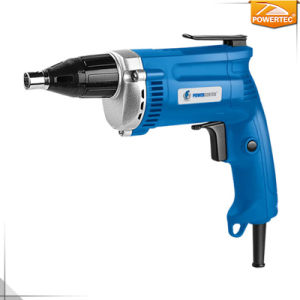 Powertec 600W 0-4500r/Min Electric Drywall Screwdriver pictures & photos