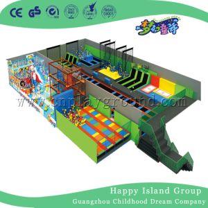 Large Trampoline Park for Trampoline Playground and Trampoline Park (HF-19705)