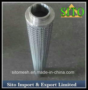 Stainless Steel 304 Wire Mesh Cartridge Filter