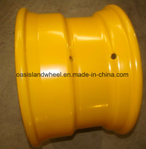 Skid Steer Industrial Wheel Rim (16.5X9.75) pictures & photos