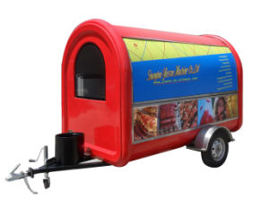 Simple Design China Electric Mobile Food Cart Restaurant Room pictures & photos