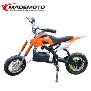 Hot Selling 24V Kids Electric Dirt Bike with 200W Brushless Hub Motor pictures & photos
