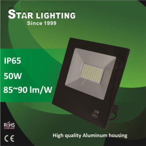 50W SMD Waterproof IP65 Aluminum LED Flood Lamp