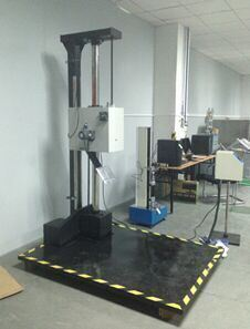 Ydt-150b Single-Wing Drop Tester From Guangdong pictures & photos