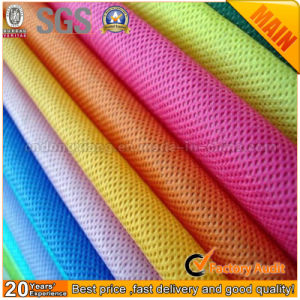 Biodegradable Polypropylene Spunbond Nonwoven Textile Cloth pictures & photos
