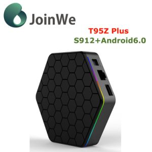 Smart TV Box T95z Plus Android6.0 Amlogic S912 4k