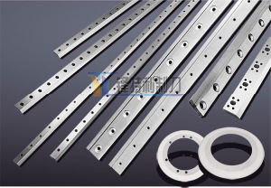 Sheeter Blades Inlay HSS Long Cutting Knife Carbide Insert Sheeter for Paper Industry pictures & photos
