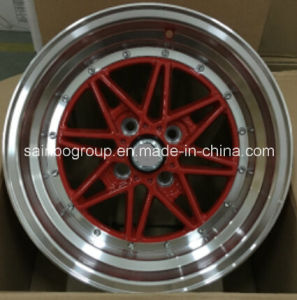 120mm, 114.3mm, 100mm 98mm PCD Car Alloy Wheels pictures & photos