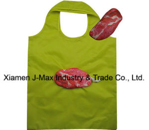 Foldable Shopping Bag, Food Meat Style, Promotion, Reusable, Tote Bags, Grocery Bags, Gifts, Lightweight, Accessories & Decoration pictures & photos