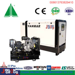 Diesel Generator Set Powered by Japan Yanmar Engine pictures & photos