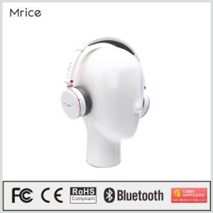 2017 New Product Bluetooth Headphone Stereo Headset with Power Amplifier