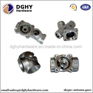 OEM High Quality Aluminium Alloy Die Casting Engine Spare Parts