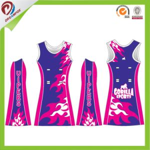 0e4c4a2f710 Latest Design Custom Sublimated Cheap Sexy Cheap Netball Dress Netball  Dresses