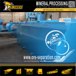Mineral Flotation Separation Machine for Copper, Zinc, Lead, Gold