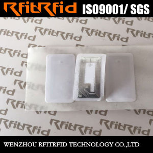 13.56MHz Tamper Proof Disposable RFID NFC Antenna Tag