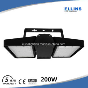 140lm/W 100W LED Flood Light for Tennis Court