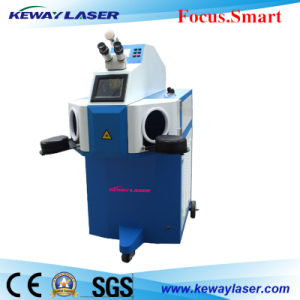 Gold Welding Machine/Laser Welding Machine pictures & photos