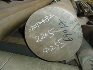 Ss2205 Round Bar with Big Diameter