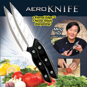 Good Kitchen Helper Aero Knife pictures & photos