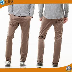 China New Arrival Men Fashion Pants Straight Mens Casual Chino Pants