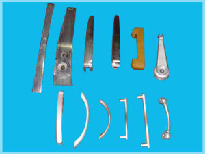 Machining Parts of Zamak Casting Knobs and Handles pictures & photos