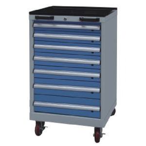 Westco Rolling Cabinet Fdc-1100-7 (Workshop Trolley, Mobile Cabinet)