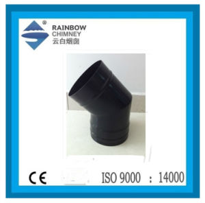 Enamel Chimney Pipe Stove Pipe Enamel Elbow Pipe pictures & photos