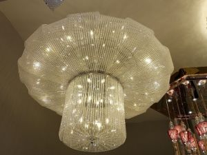 Lobby Crystal Chandelier Decoration Lamp (KA0528) pictures & photos