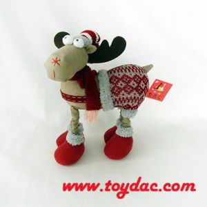 Stuffed Christmas Big Reindeer