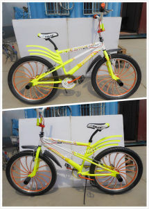 "Smart 20"" Alloy Mini Freestyle BMX Bike (AOK-BMX020) pictures & photos"