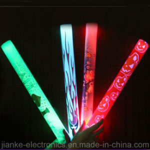 Fashion LED Party Foam Flashing Stick with Logo Print (4016)