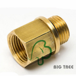 Brass Reducer Coupling/Bsp to BSPT pictures & photos
