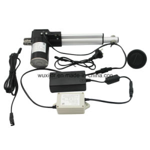 Motorized Office Chair CE Certification RoHS 330mm Stroke 1 Control Box to Control 5 PCS of Actuators pictures & photos