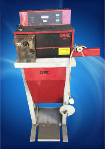 Used Italy Leather Profiling Bag Making Machine (OMAC 3505) pictures & photos