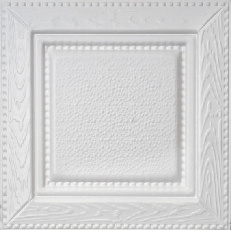 New Home Decorative 3D PU Leather Engraved Aluminum Ceiling
