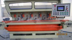 Fully Automatic Marble Line Polishing Machine with 4 Heads Processing (ZDX-4) pictures & photos