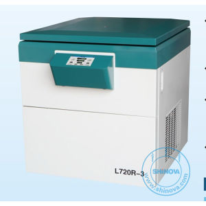 High Capacity Refrigerated Centrifuge (L720R-3) pictures & photos