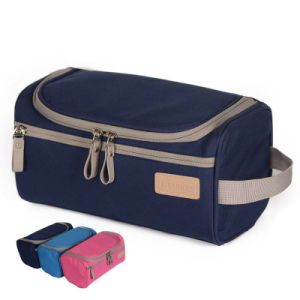 Cotton Cosmetic Bag Makeup Bag in High Quality