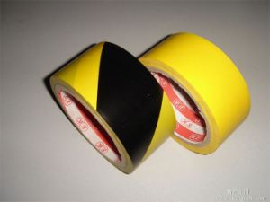 PVC Floor Marking Tape for Security PVC Warning Tape pictures & photos