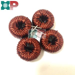 RoHS/SGS Drh Type Leaded Power Inductors with Wide Frequency Range pictures & photos