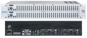 Professional Stereo Audio Processor Graphic Equalizer pictures & photos