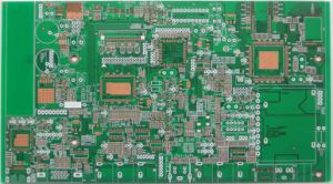 Fr-4 1.6mm Double-Sided Board PCB Assembly Printed Circuit Board PCBA Manufacturer