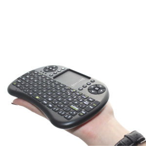 Hot Sell Portable Mini Keyboard Mini I8 Wireless in 2016 pictures & photos