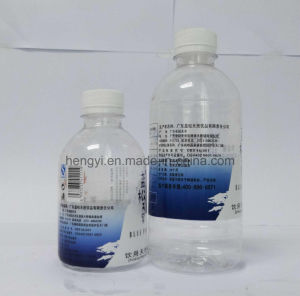 Water Bottle Shrinking Label pictures & photos
